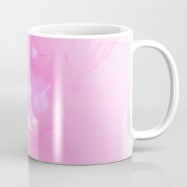Folds In Pink Coffee Mug