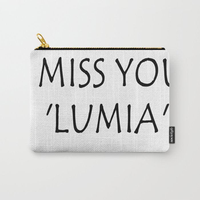 LUMIA Carry-All Pouch