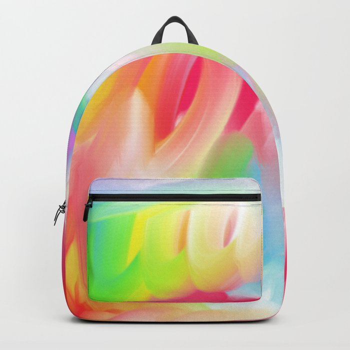 8c97b898564b Unicorn Lollipop 1 Backpack by syphelan