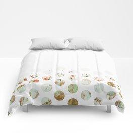 Flowerly Comforters
