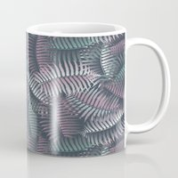 fern Mugs featuring fern by kociara