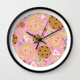 Kookie Pink Wall Clock