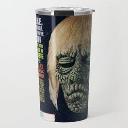 Zombie Mask Travel Mug