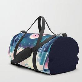 Moon Wash Duffle Bag
