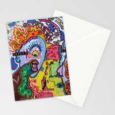 singing cyclops Stationery Cards