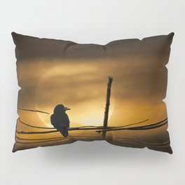 Never More Quoth The Raven Pillow Sham