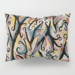 Chaotic Pillow Sham