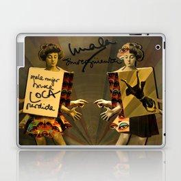 """""""Mala mujer"""" Laptop & iPad Skin"""
