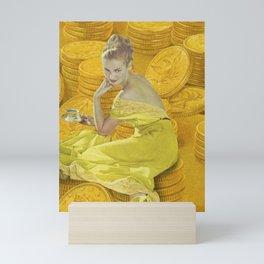 Payday Mini Art Print