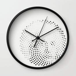 Optical Illusions - Iconical People 3 Wall Clock