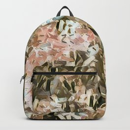 Neutrals Confetti Waves Backpack
