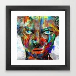 Advayam Framed Art Print