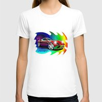 ferrari T-shirts featuring Ferrari by JT Digital Art