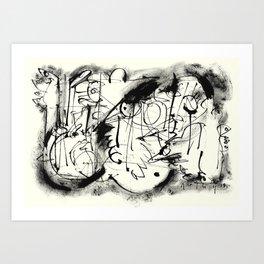 Free Your Spirit Art Print