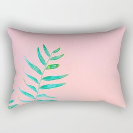 Leaf it Alone. Rectangular Pillow