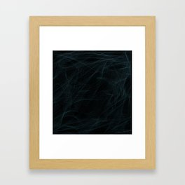 Guilloche Framed Art Print
