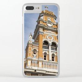 Iglesia Xalteva Catholic Church in Granada, Nicaragua Clear iPhone Case