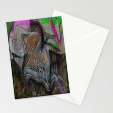 Subsided Memories Stationery Cards