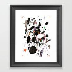 des3 Framed Art Print