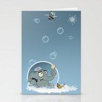 bath Stationery Cards featuring Bath by Glenn Melenhorst