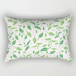 Tea leaves style Rectangular Pillow