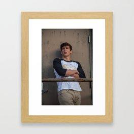 Sam Boggs Framed Art Print