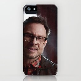Control Is An Illusion - F Society - Mr Robot iPhone Case