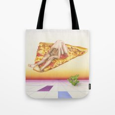 Pizza 69 Tote Bag