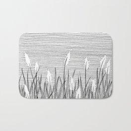 Fountain Grass Bath Mat