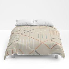 Geometric Shapes 05 Comforters