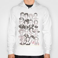 downton abbey Hoodies featuring Downton Abbey by giovanamedeiros