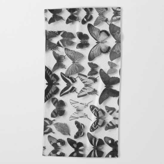 Wings II Beach Towel