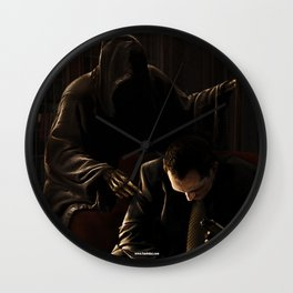 The Adviser Wall Clock