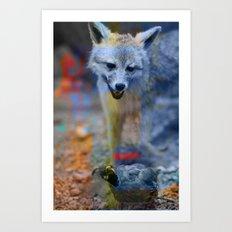 wilderness 15 Art Print