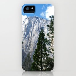 El Capitan - Yosemite National Park iPhone Case