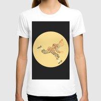 tintin T-shirts featuring Tintin in type by jammyjambob