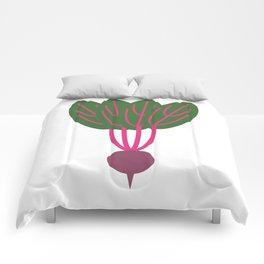 Purple Beet  Comforters