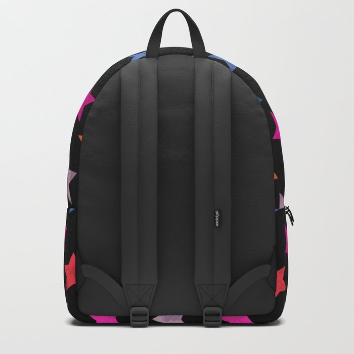 Colorful Star IV Backpack