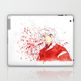 Dog Demon Laptop & iPad Skin