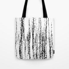 Birch Winter Tote Bag