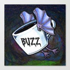 BUZZ Canvas Print