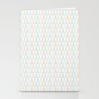 camp Stationery Cards featuring CAMP by maskatayama