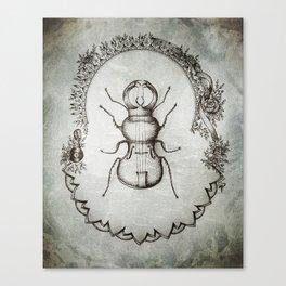 Beatlecello Canvas Print