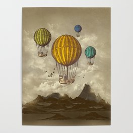The Voyage Poster