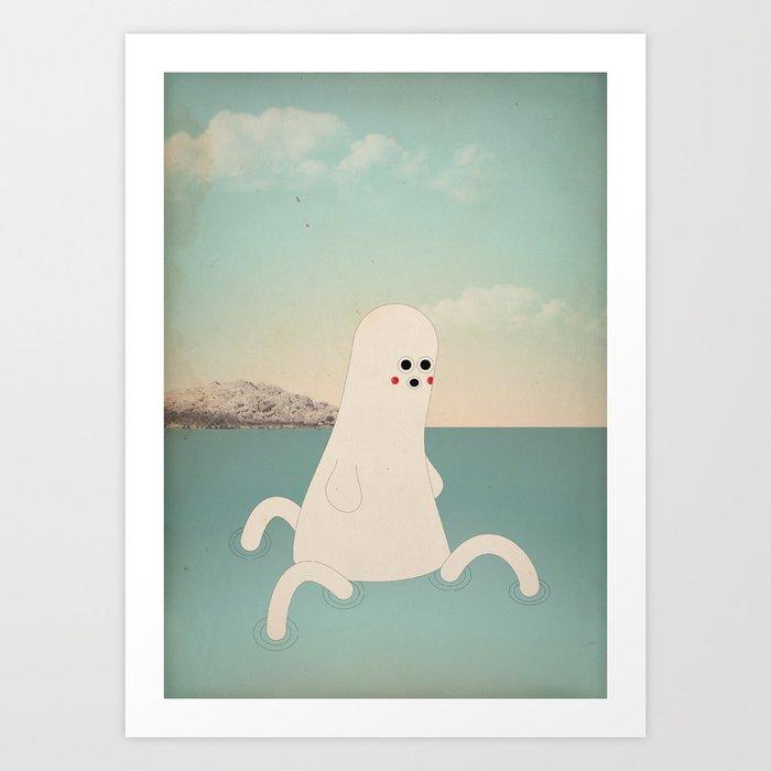 s - k a p p a Art Print