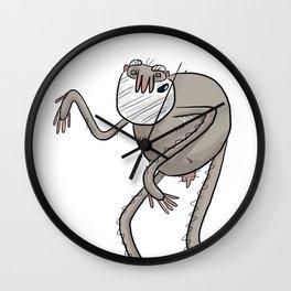 Geary the Wacky Old Guy Wall Clock