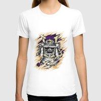 samurai T-shirts featuring Samurai by hadee