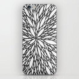 Chrysanthemum Burst iPhone Skin
