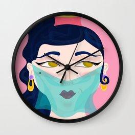Jenny Cual Wall Clock