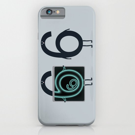 Numerical Horror Story iPhone & iPod Case